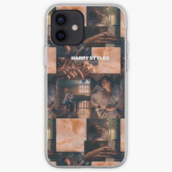harry collage iPhone Soft Case