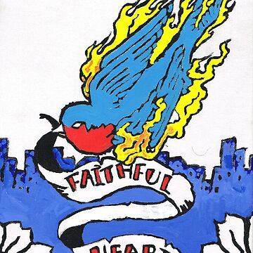 Faithful heart by ziondesign
