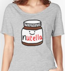 Nutella :D Women's Relaxed Fit T-Shirt