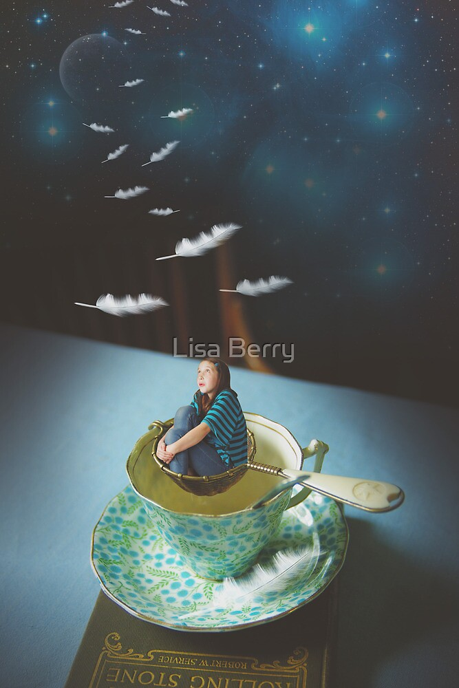 Blue Night by Lisa Berry