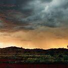 Outback Sunset by Jayson Gaskell