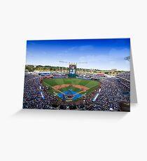 2012 MLB All-Star Game Kansas City  Greeting Card
