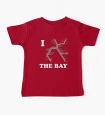 Bay Area Love Baby Tee
