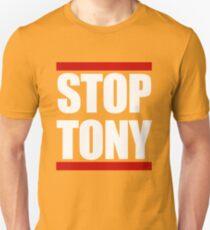 STOP TONY Unisex T-Shirt
