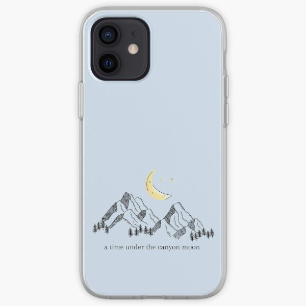 Harry Styles Canyon Moon Coque souple iPhone