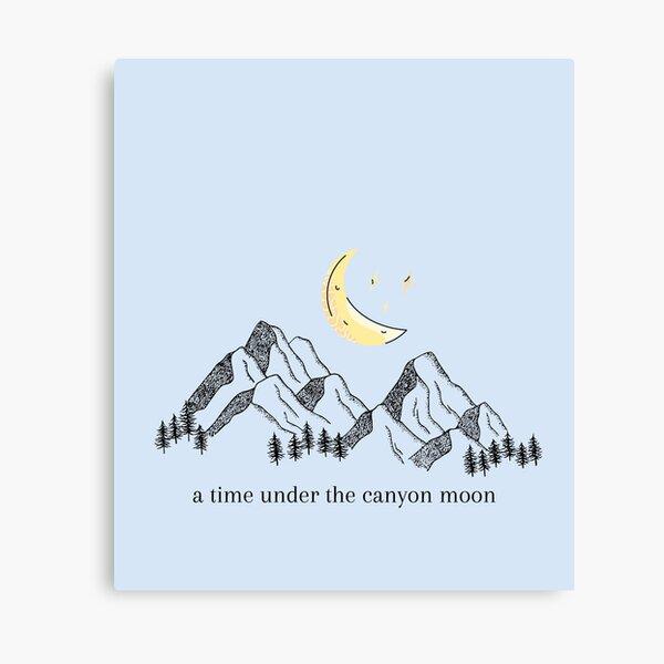 Harry Styles Canyon Moon Lienzo