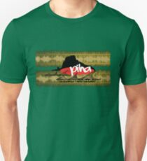 piha / lion rock tribal waves  Unisex T-Shirt