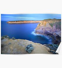 The Great Ocean Rd Coastline Poster