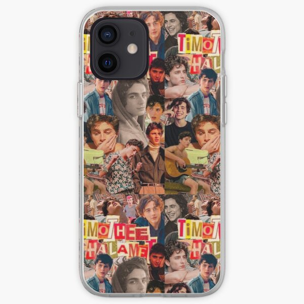 collage timmy Coque souple iPhone
