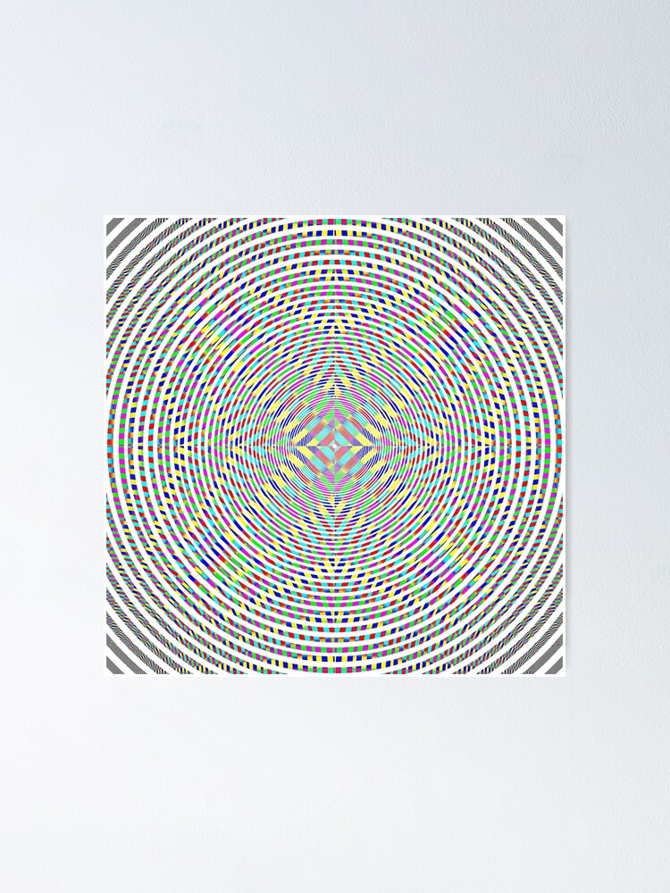 Alternate view of Illusion Poster