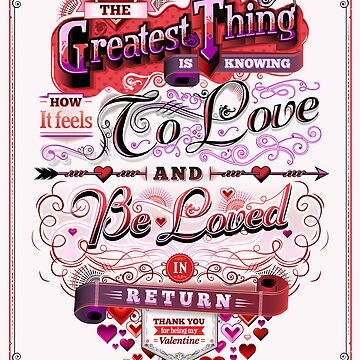 Valentine's Day: The Greatest Thing by davidgoh