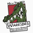 usa warriors croc by rogers bros by usanewyork
