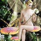 Untitled faerie 7 by David Knight