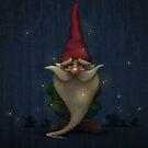 Gnome by jordygraph