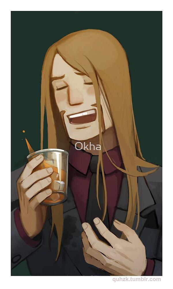 Drunk Toki by Okha