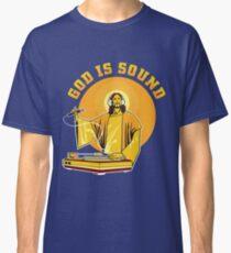 God Is Sound Classic T-Shirt