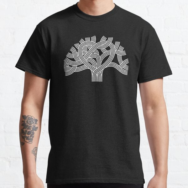 Oakland Love Tree (White) Classic T-Shirt