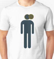Shit For Brains Unisex T-Shirt
