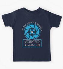Aperture Volunteer Kids Tee