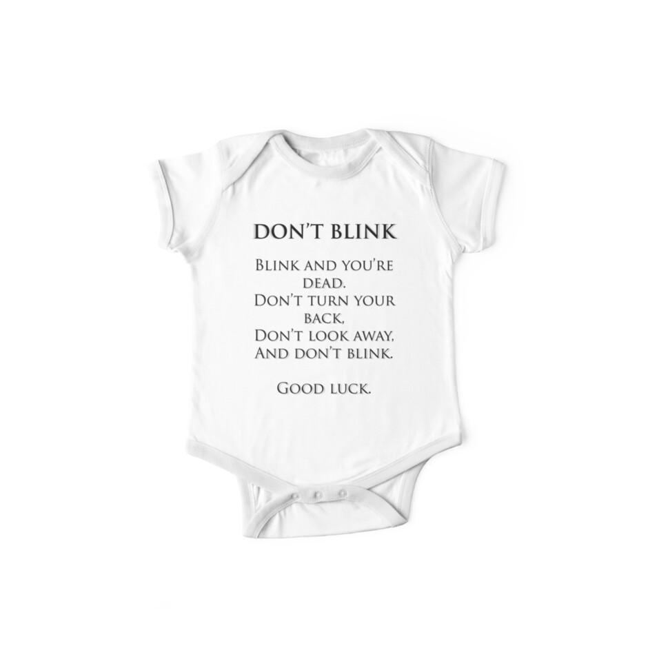 Don't Blink by Lindsay Fulda