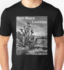 Joshua Tree, Red Rock Canyon National Conservation Area, Nevada Unisex T-Shirt