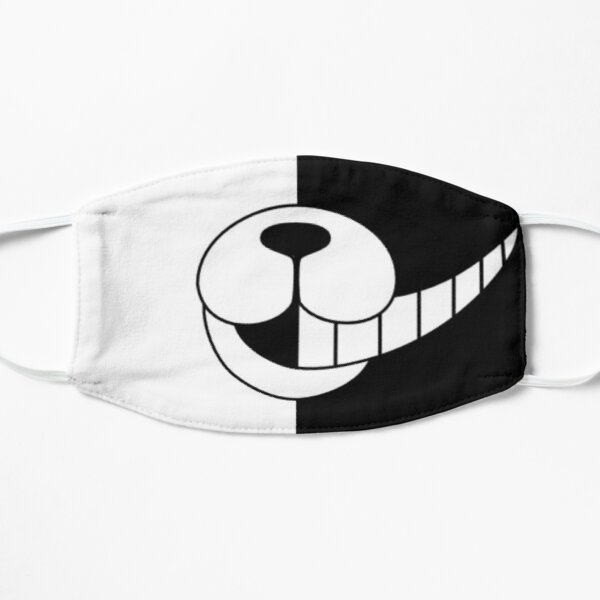 Monokuma's smile Mask