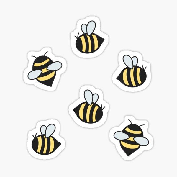 Bees Sticker