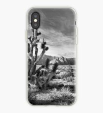 Joshua Tree, Red Rock Canyon National Conservation Area, Nevada iPhone Case