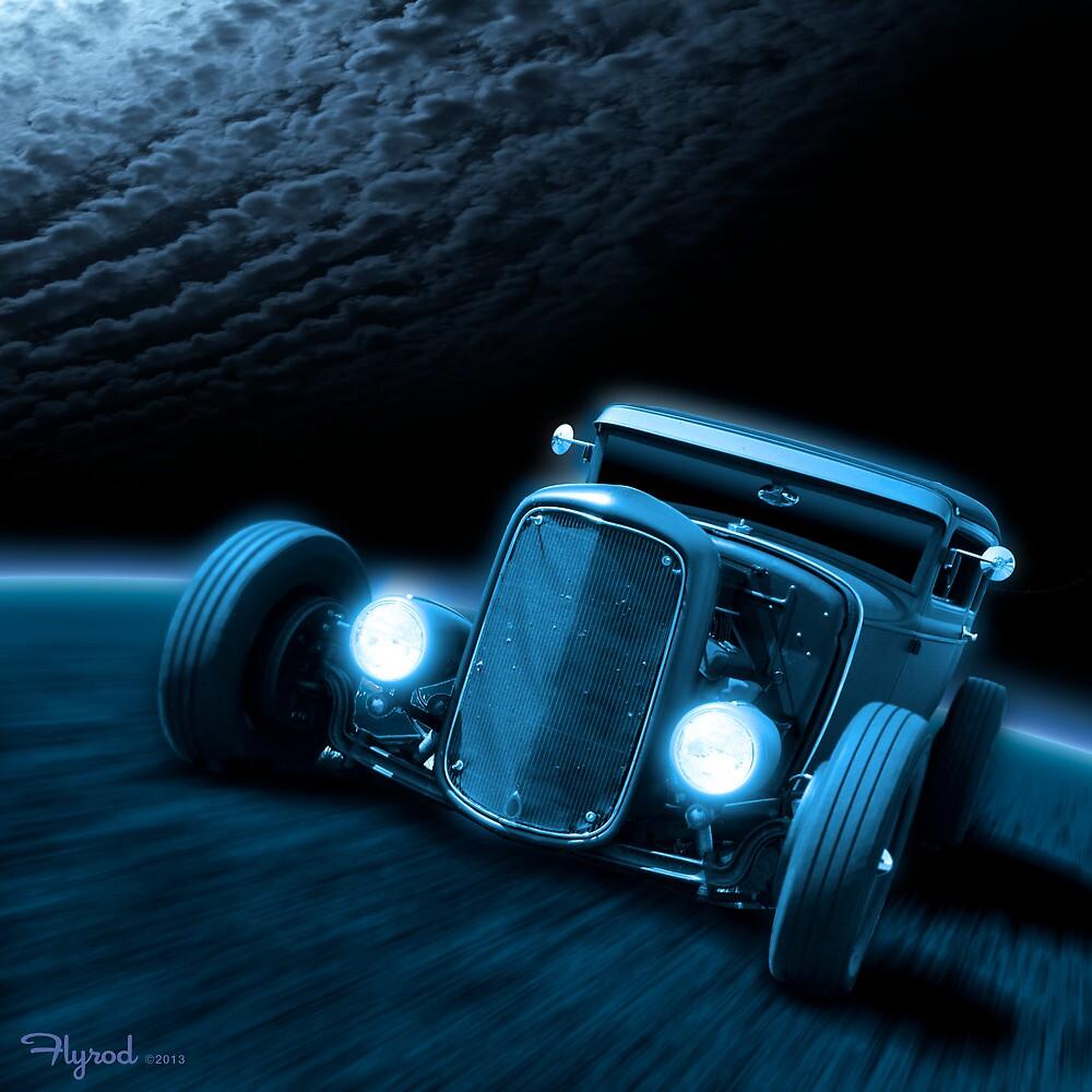 Blue Moon for Chucky by flyrod