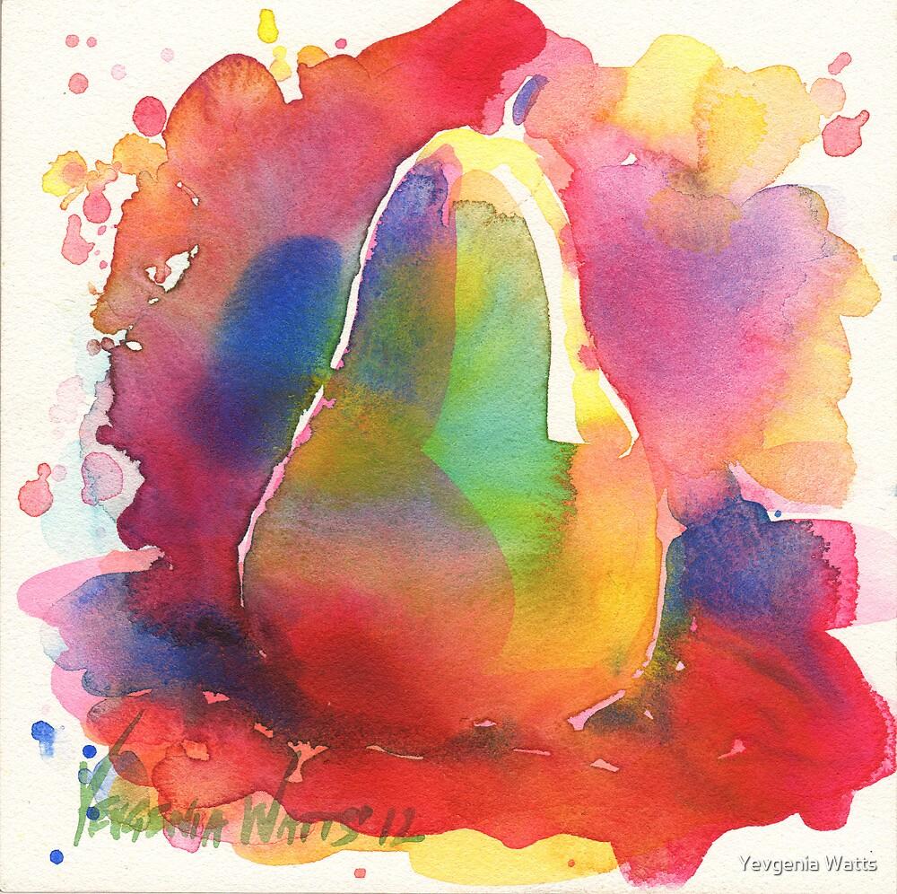 Pear by Yevgenia Watts