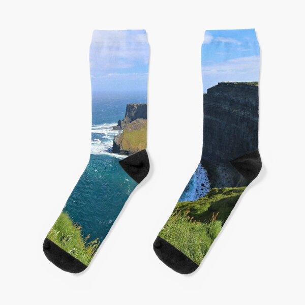 More Moher Cliffs Socks