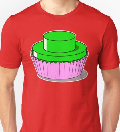 Stud Muffin - Green T-Shirt