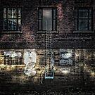 Escape by Simon Harrison
