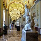 Hermitage Museum, St Petersburg (3) by Irina Chuckowree