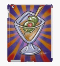 Cocktail with Olives iPad Case/Skin