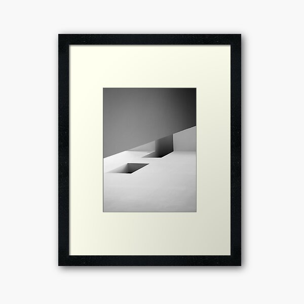 Ryland Abstract Framed Art Print
