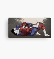 The Ground is my Ocean Part Four Canvas Print