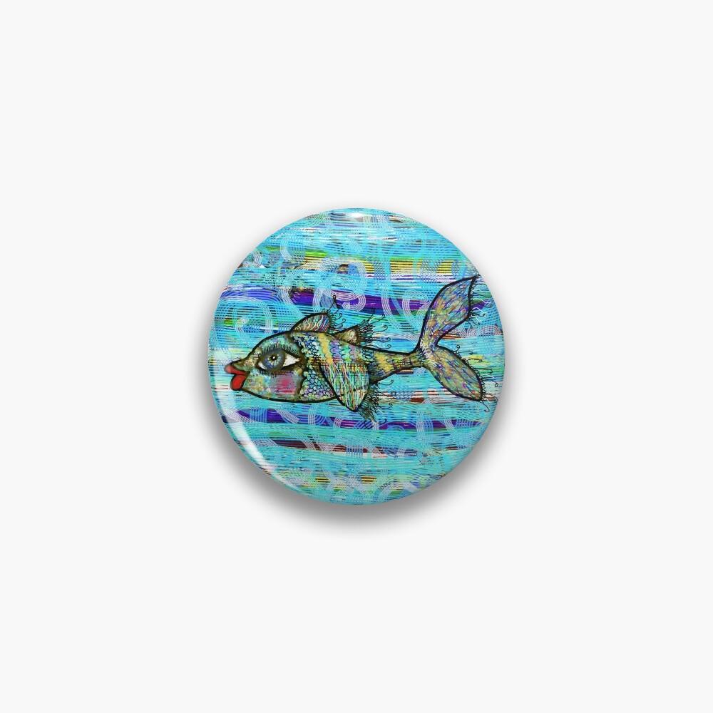 The fish Pin