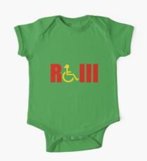 RGiii One Piece - Short Sleeve