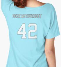 Dentarthurdent Jersey Women's Relaxed Fit T-Shirt