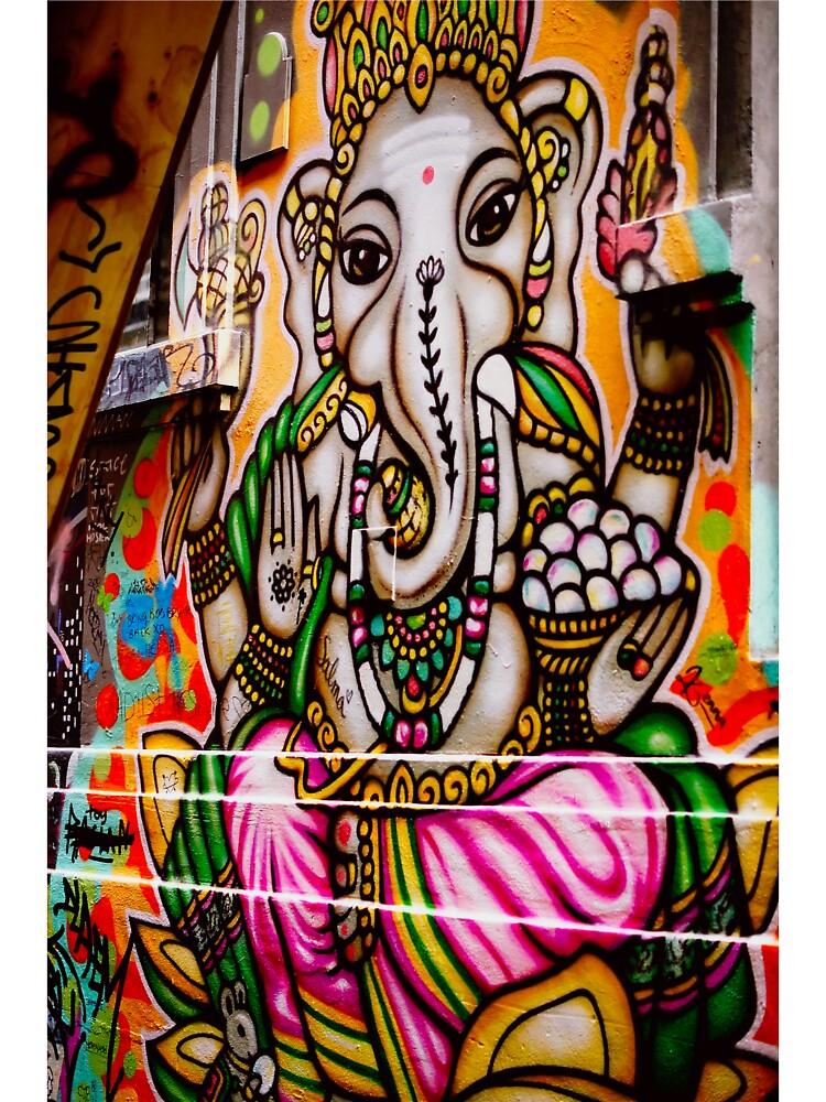 Ganesha by MacLeod