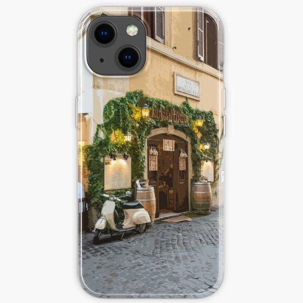 Trastevere - Roma iPhone Soft Case