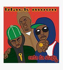 Black Moon - Enta Da Stage Photographic Print