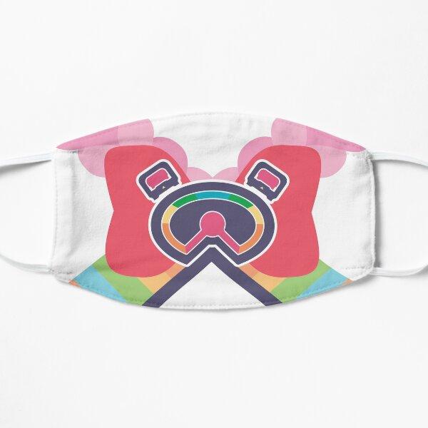Rainbow Child (Minimalist) Flat Mask