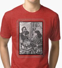 Rossetti and Jane Tri-blend T-Shirt