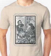 Rossetti and Jane Unisex T-Shirt