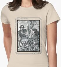 Rossetti and Jane Womens Fitted T-Shirt