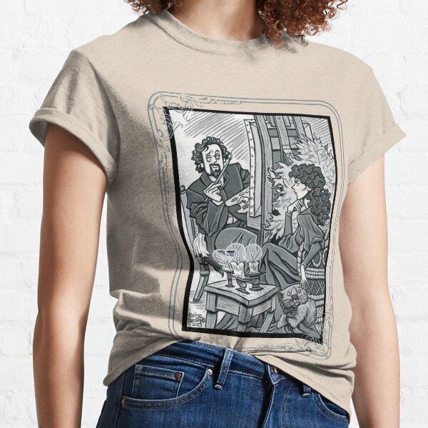Rossetti and Jane Classic T-Shirt