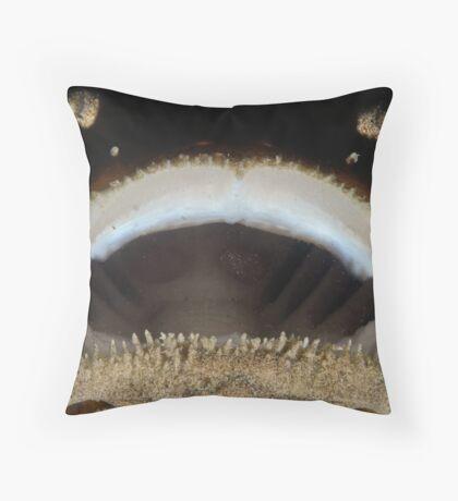 Stargazer Yawn Throw Pillow
