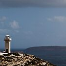 Cape Spencer Lighthouse by paul erwin